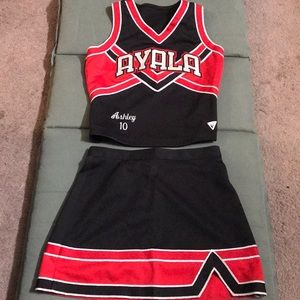 Other - Authentic cheer uniform/ Halloween costume